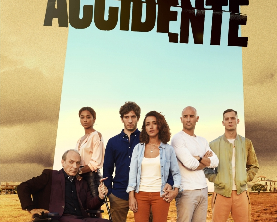 EL ACCIDENTE, Tele 5. Estilismo serie.
